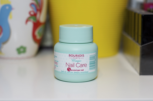 Bourjois Magic Nail Care Just Nice Things