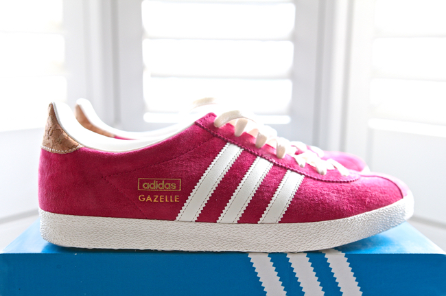 adidas gazelle pink ladies