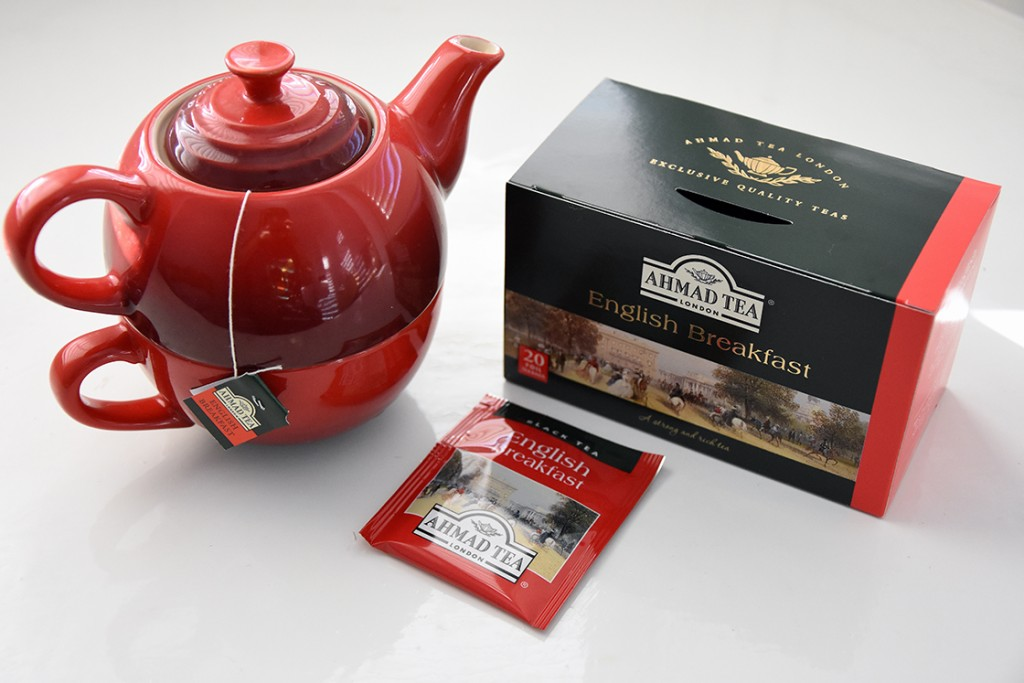 Win a brew with Ahmad Tea
