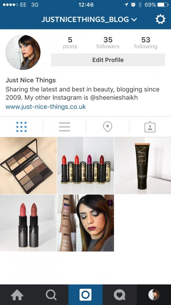 Just Nice Things: New Instagram Account