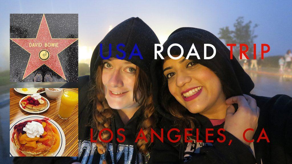 California Road Trip: Vlogged!