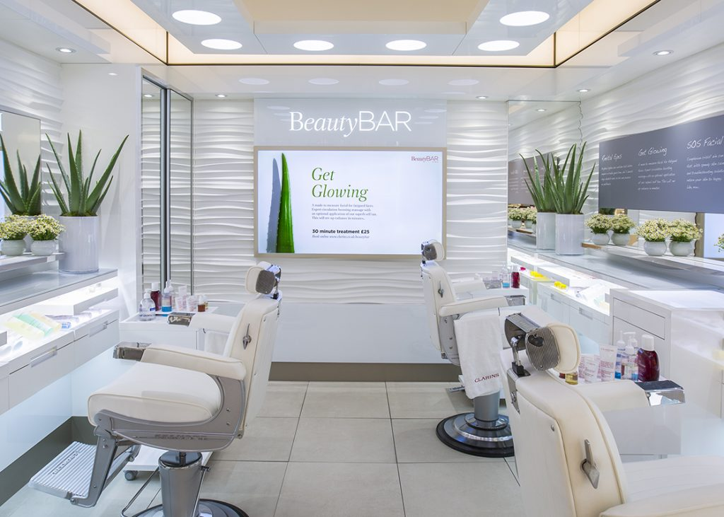 Review: Clarins BeautyBAR