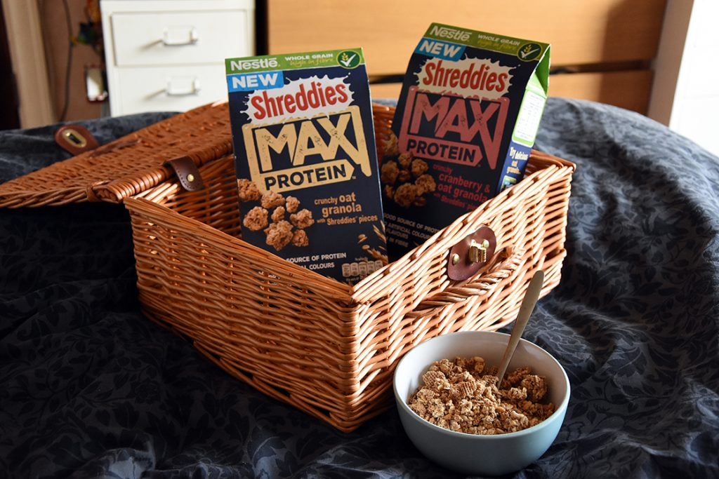 MAXimise Your Morning with Shreddies MAX™