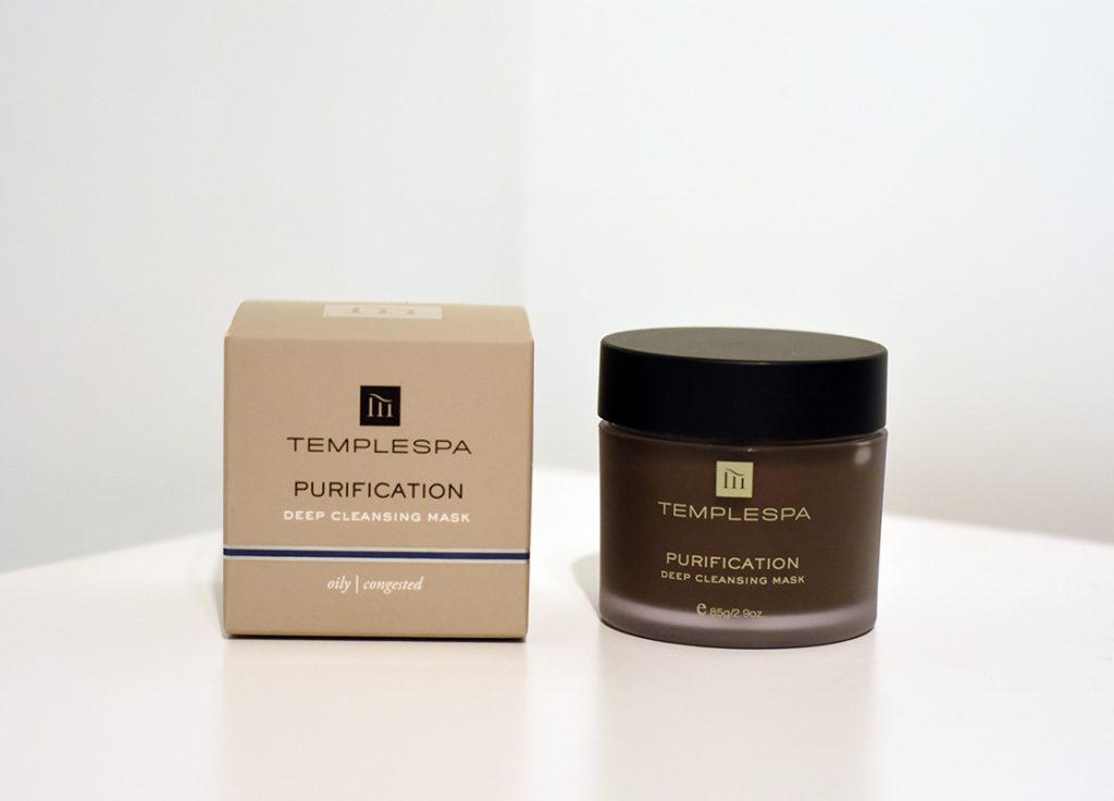 Temple Spa: Purification Deep Cleansing Mask