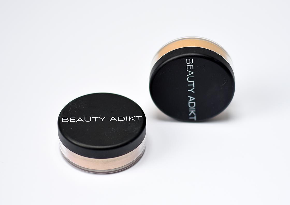 Beauty Adikt: New Solar Glows