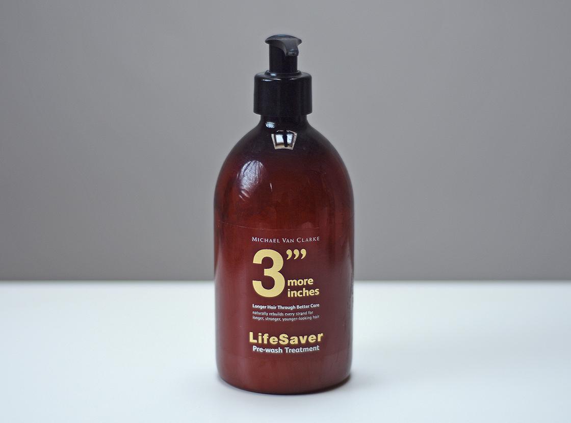 Michael Van Clarke: 3 More Inches LifeSaver Pre-wash Treatment